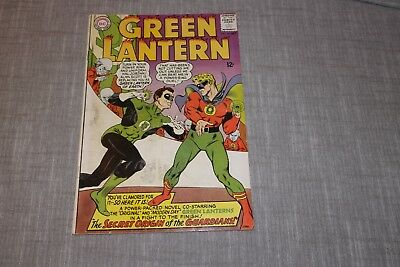 Green Lantern #40 (Oct. 1965, DC) 1st Alan Scott Silver Age, Key Issue!!!