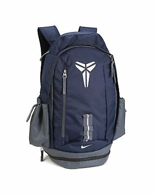 bacb9c497e1e NIKE KOBE MAMBA XI Basketball Backpack Navy Blue BA 5132 451 ...