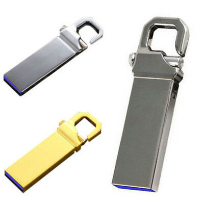 USB 3.0 2TB Expandable Flash Drives Memory Metal U Disk Drives Pen PC Laptop