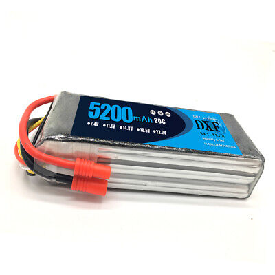 11.1V 5200mAh DXF Lipo Battery 3S 20C for Walkera X350 pro Drone Helicopter