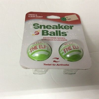 "Sneaker Balls Shoe Freshener ""What the Elf?"""