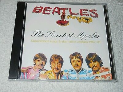 The Beatles,The Sweetest Apples CD, Rare recordings!