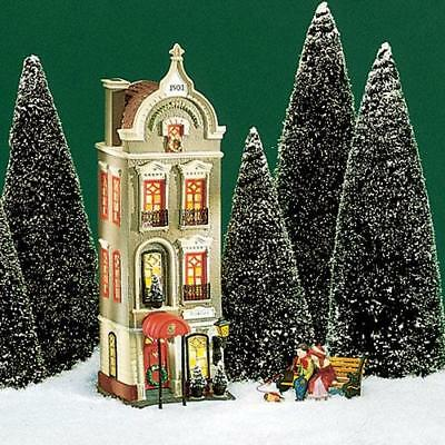 Department 56 Christmas in the City 1995 Pickford Place 58877 Lighted Building