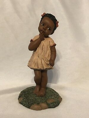 "ALL GODS CHILDREN ""Dori"" MARTHA HOLCOMBE FIGURINE"
