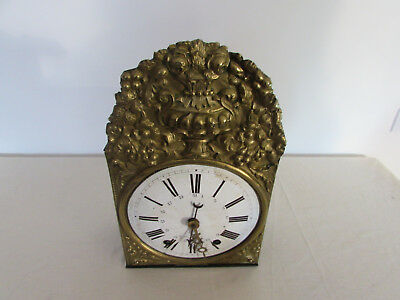 antique movement pendulum clock comtoise clock