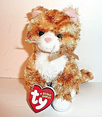 2ef7483178b Ty Beanie Baby ~ ROMEO the Tabby Cat 2008 New w Unattached Tag