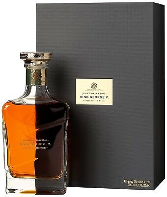 Johnnie Walker Blue Label King George V Edition 750mL