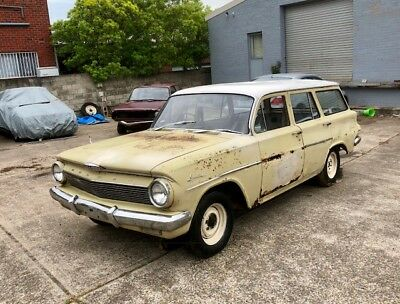Holden EJ Special Wagon Barn Find RARE COLLECTORS not EH HR HK HG HT
