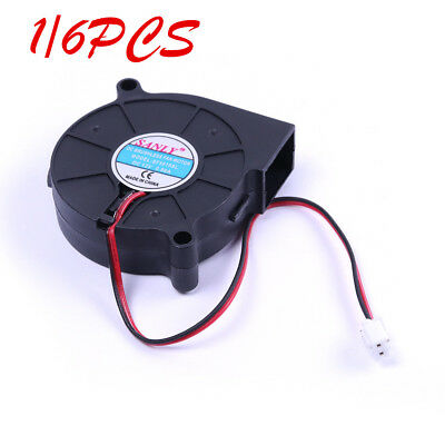 DC 12V Turbine Blower Cooling Fan Accessories Heatsinks Cooling for Heater