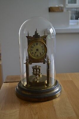 Antique / Vintage 400-day Anniversary Clock for renovation or spares