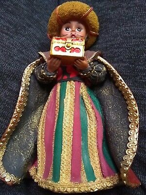 Madame Alexander 2000 Limited Edition Nativity Figurine Melchior Wiseman Holiday