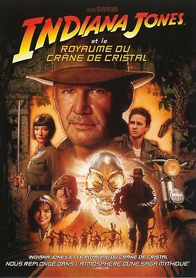 Dvd Film Occasion ~ Indiana Jones Et Le Royaume Du Crâne De Cristal