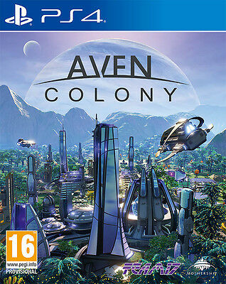 Aven Colony | PlayStation 4 PS4 New (1)