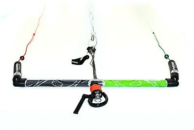 Flysurfer Kiteboarding • Infinity 3.0 Airstyle Bar • Clam Cleat • 50cm