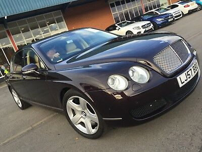 57 Bentley Flying Spur 6.0 W12 57K Miles, 6 Services **top Spec - Fabulous Car**
