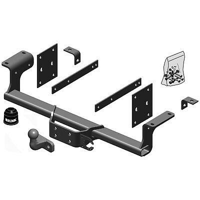 Brink Towbar for Vauxhall Movano Chassis Cab RWD ONLY 2010 On - Flange Tow Bar