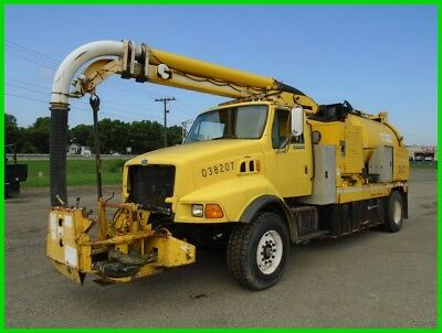 1997 Ford H Series Combination Vac Truck Used