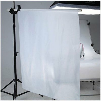1 x 1.7M Diffusion White Fabric Seamless Photography for DIY Softbox Light Tent