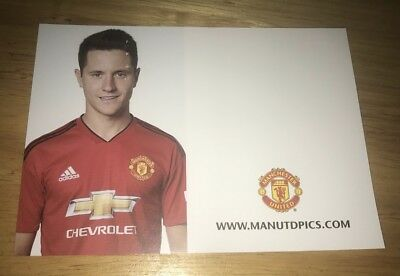 686a36d23 Ander Herrera (Manchester United) NEW Unsigned 2018-19 Club Card