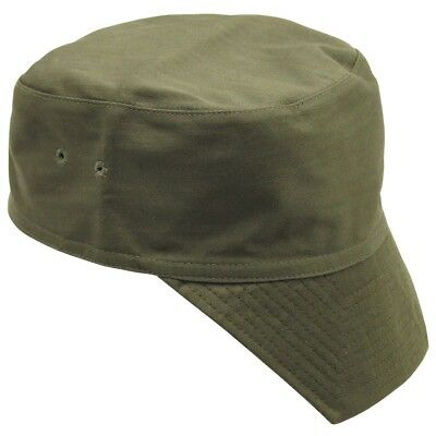 043adca50bf French Military Army   Foreign Legion Style Green Peaked Cap Combat Field  Hat