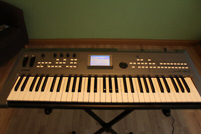Yamaha Workstation MM6 Keyboard/Synthesizer Topzustand!