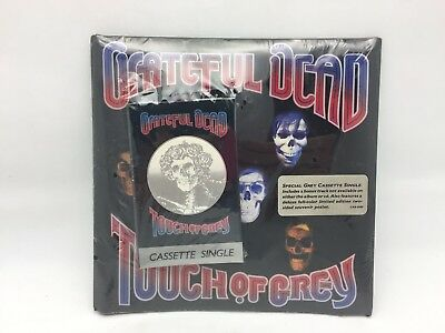 1987 Grateful Dead ‎– Touch Of Grey - Cassette Single -SEALED Arista ‎– AS1-9606