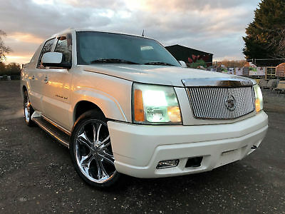 Fresh Import Cadillac Escalade Ext Double Cabin Pick Up 6.0 Petrol Auto 4Wd Lhd