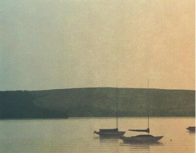 Russell Chatham 'Still Evening At Tomales Bay', 2001 - Signed Lithograph