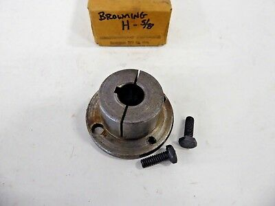 "Browning H-5/8 Split Taper Bushing 5/8"" Bore 3/16 X 3/32 KW 1078245"