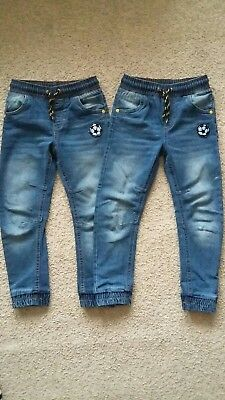 Boys Jeans Size 5-6 Years