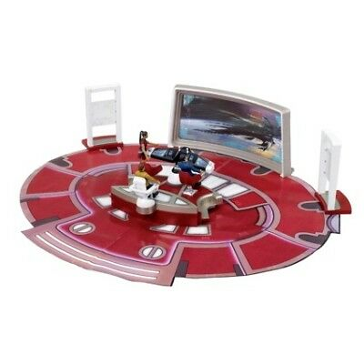 Star Trek USS Enterprise Bridge Playset - Includes Captain Kirk Figure - NEW