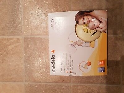 Medela Swing Electric 2 Phase Breast Pump including extra valves