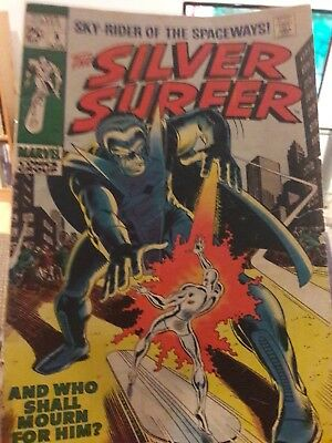 Silver Surfer Volume 1 #5 Marvel Comics