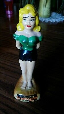 DAISY MAE DOGPATCH FIGURINES 1975 Bank CAPP ENTERPRISES