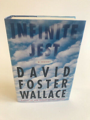 Infinite Jest 1st edition signed David Foster Wallace