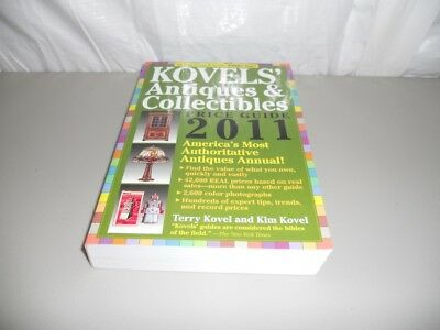 Kovels' Antiques & Collectibles Price Guide 2011: