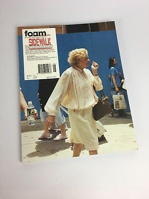 Foam Photography Magazine #8 2005 Sidewalk Street