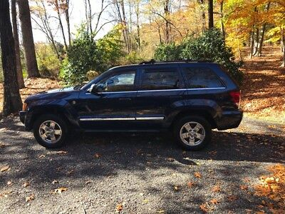 2005 Jeep Grand Cherokee Limited 2005 Jeep Grand Cherokee Limited