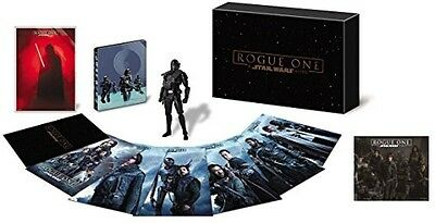Rogue One: a Star Wars Story Blu-Ray DVD PREMIUM S.H.Figuarts Death Trooper