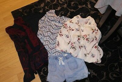 Abercrombie & Fitch, Charlotte Russe Girls Clothes Lot, Size 10-14