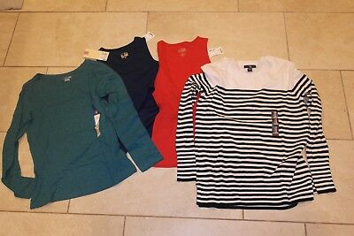 Gap, Justice, etc. Girls Clothes Lot, Size 12-16 NEW Tank Tops