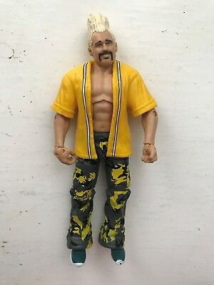 WWE SCOTTY 2 HOTTY TOO COOL MATTEL SERIES 57 ELITE WRESTLING FIGURE RAW SD LIVE