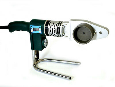 TK-301 - Pipe Welding Tool - Socket Fusion - 800W, 120 VAC -w/Digital Display