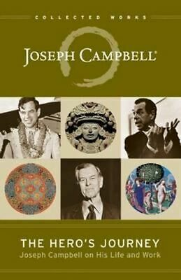 NEW Hero's Journey By Joseph Campbell Paperback Free Shipping