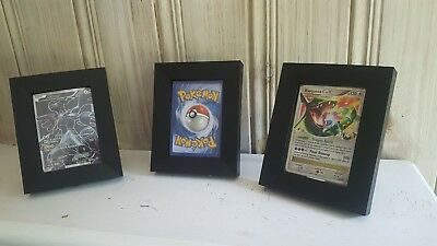 Trading Card Frame -- Fits Standard Topload Card Protector