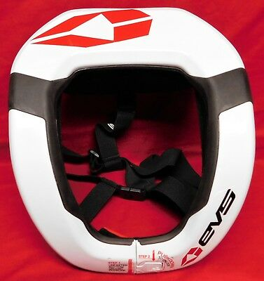 Evs RC4 R4 Adult Motocross Neck Brace Collar With Strap *****FREE SHIPPING*****