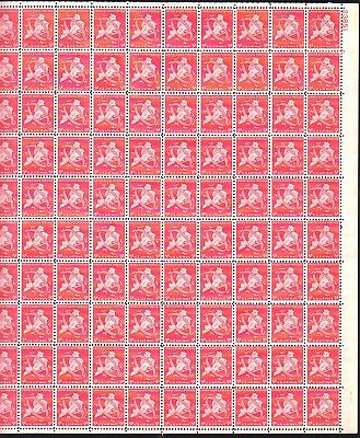 Below Face Value! #c38 New York City Jubilee. Mint Sheet. F-Vf Never Hinged.