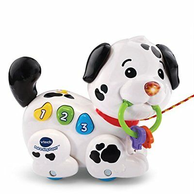 VTech Pull and Sing Puppy Educational Toys For 1 to 3 Year Old Toddlers Baby