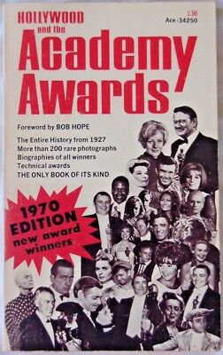 Hollywood and the Academy Awards 1970 ed Paperback