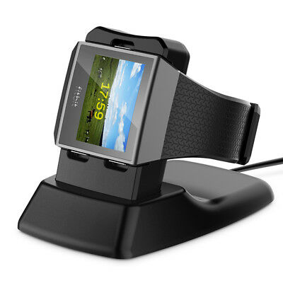 For Fitbit Ionic Smart Watch Charging Cradle Dock Holder Stand USB Cable Charger